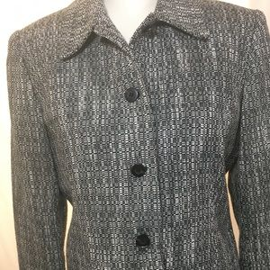 Style & Co Lovely Tweed Lined Blazer 💕💕